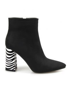 Chemin - Black Sexy Fashion Women's Ankle Boots