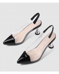 Hammond - Slingback High Heels Pumps