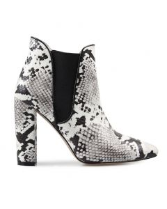 Colonel Avenue - Snakeskin Sexy Winter Fashion Women's Ankle Boots