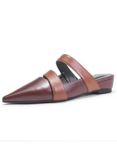 Waterloo Boulevard -Leather Fashion Women's Loafers