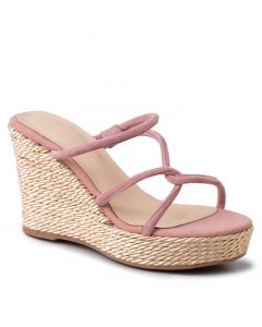 Newport 1 - Platform Wedge Heels Sandals