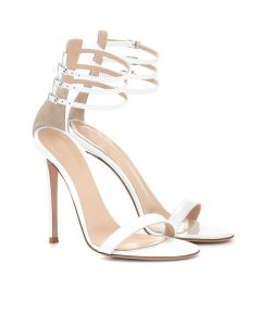 Milledgeville - Stilettos Ankle Strap High Heels Sandals