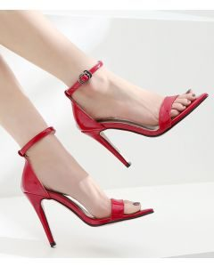 Marietta 1 - Fashion Ankle Strap High Heels Sandals