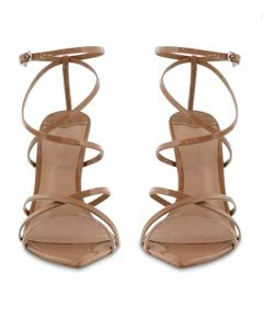 Oroville - Fashion Ankle Strap High Heels Sandals