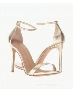 Palo Alto - Fashion Stilettos Ankle Strap High Heels Sandals