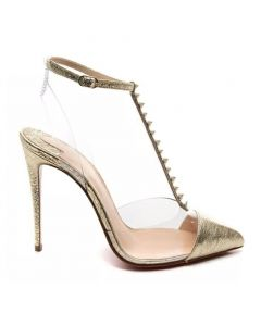 Palmdale - Fashion Stilettos Ankle Strap High Heels Sandals
