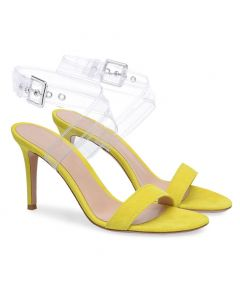 Gainesville - Ankle Strap High Heels Sandals