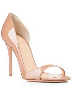 Bruler Apricot Stilettos High Heels Sandals