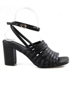 Clematis - Fashion Ankle Strap High Heels Sandals