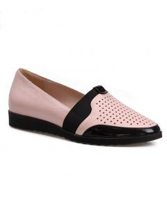 Mesa Boulevard - Leather Fashion Women's Loafers