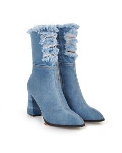 Franklin Boulevard - Sexy Fashion Women's Ankle Boots