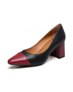 Des Plaines - Fashion Women's High Heels Pumps