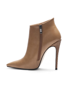 Carmine - Sexy Fashion Women's Ankle Boots