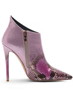 Largo Nicola Fabrizi 3 - Purple Sexy Fashion Women's Ankle Boots